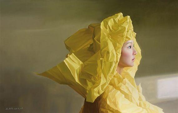 Zeng Chuanxing - Yellow paper bride