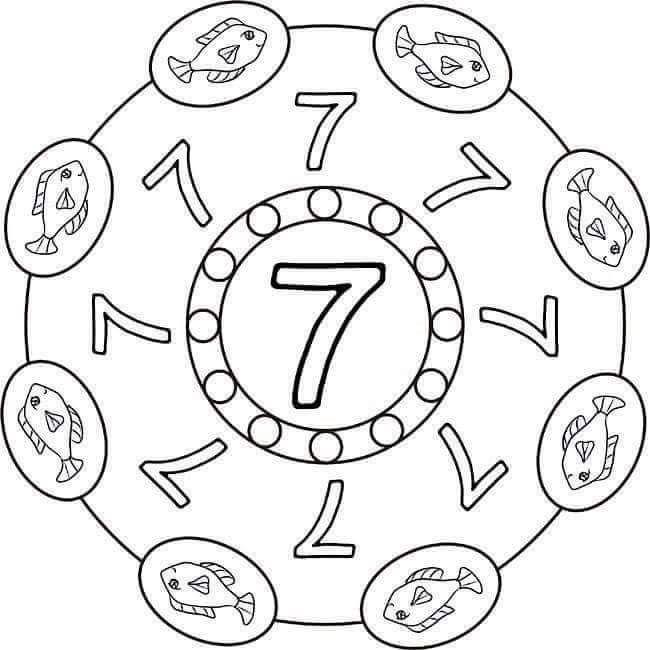 Bu sayfada çocuğunuz için sayı öğretiminde kullanabileceğiniz eğlenceli sayı mandalaları yer almaktadır.Keyifli çalışmalar :)