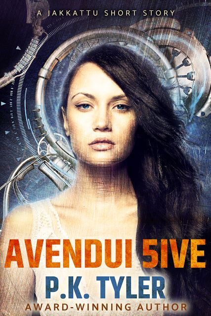 """""""Avendui 5ive"""" by P. K. Tyler"""