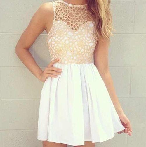 Cute Dress Decalz - Emily Baptista | Lockerz