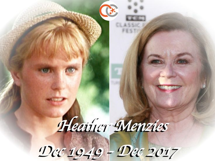 'The Sound Of Music' fans everywhere mourn star actress, Heather Menzies (68), who played Louisa. Rest in Peace.