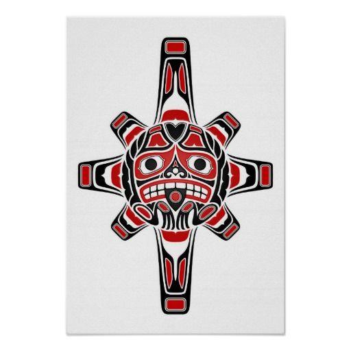 Haida Sun Mask