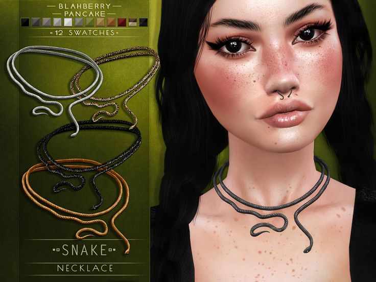 blahberrypancake DOWNLOAD Necklace MMFINDS in