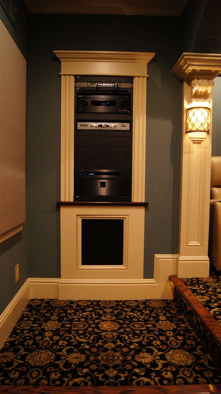 181 best AV / Home Theater Equipment Rack images on Pinterest ...