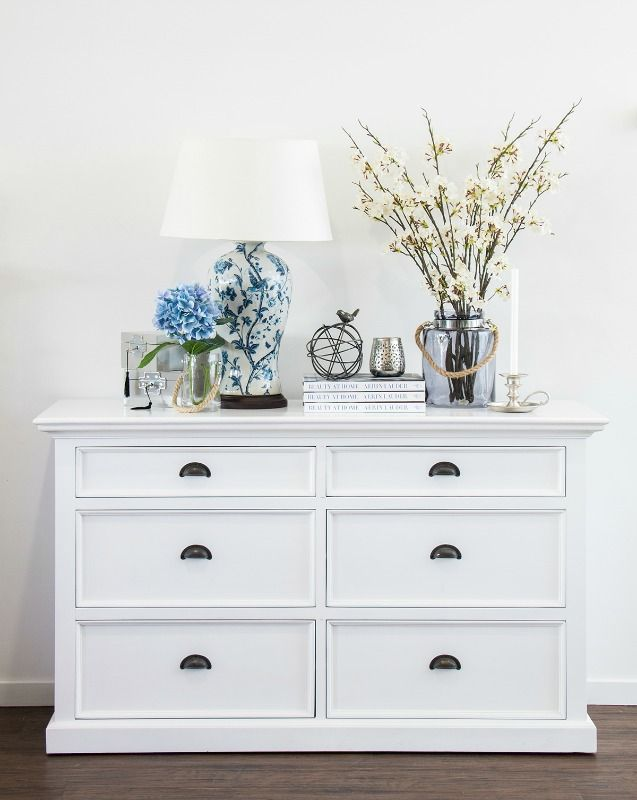 Bedroom Dresser Decorating On Pinterest Dresser Top Decor Bedroom
