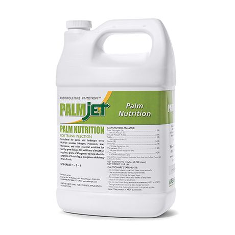 PALM-jet Effective Treatment For: PALM-jet supplies balanced microelements, particularly Mn (5,000 ppm) for immediate use where Manganese deficiency (Frizzle top) is predominant.