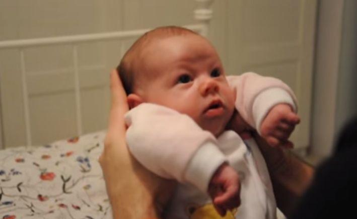 Dormir joven madre y joven don dex