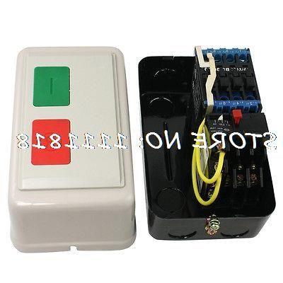 36.25$  Watch here - https://alitems.com/g/1e8d114494b01f4c715516525dc3e8/?i=5&ulp=https%3A%2F%2Fwww.aliexpress.com%2Fitem%2FAC-220V-2-1-3A-8HP-Three-Phase-Magnetic-Starter-Motor-Start-Stop-Control%2F1971407688.html - AC 220V 2.1-3A 8HP Three Phase Magnetic Starter Motor Start Stop Control