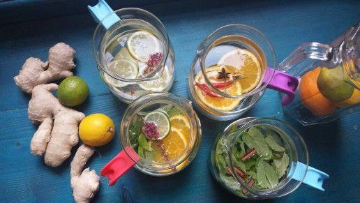 Svieže, zdravé - naše čajíky z čajovaru #zdravie