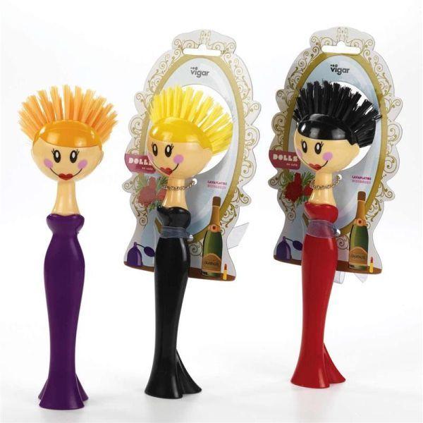 #spazzolino per piatti Dolls Premiere