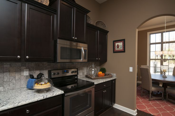 kitchen cabinets pinterest regency homebuilders open concept living and kitchen 3171