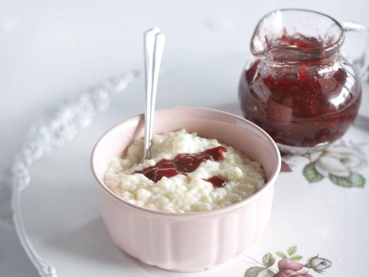 Riz au lait - Frans rijstdessert