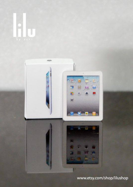 tiny iPad