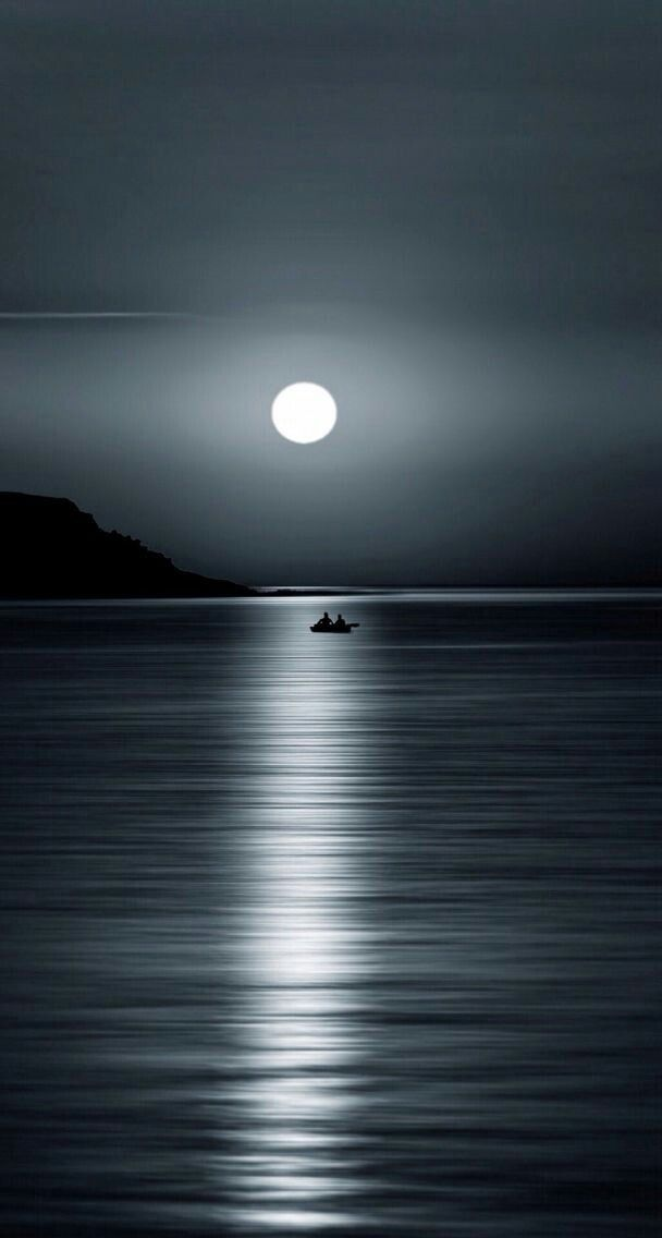 Sometimes Somewhere Image Source Pinterest Moonlight Photography Moon Photography Beautiful Nature Wallpaper