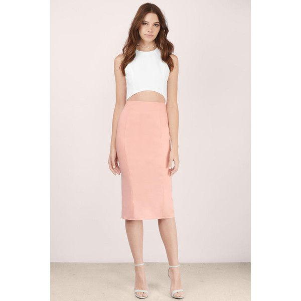 Best 25  Peach skirt ideas on Pinterest | Pleated skirt, Pleated ...