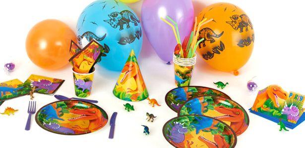 Compleanno Dinosauri Party per bambini, mille idee di decorazione - VegaooParty