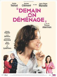 Cinecola review | TOMORROW WE MOVE (Demain on Déménage) by Chantal Akerman (2004, Belgium/France) ->https://cinecola.com/2016/10/11/tomorrow-we-move-demain-on-demenage-2004-francebelgium/<-