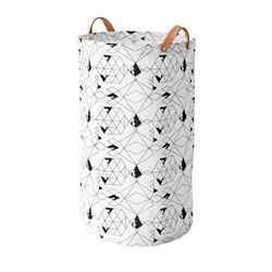 IKEA - PLUMSA, Laundry bag, The plastic coating on the inside protects against moisture.