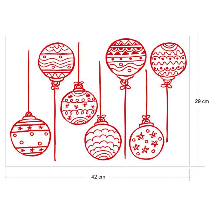 Mejores 200 im genes de navidad 10 en pinterest vinilos for Vinilos decorativos navidad