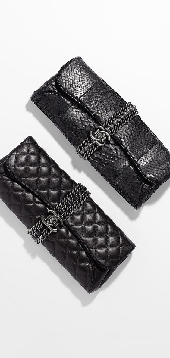 Chanel Clutch Collection & more Luxury brands You Can Buy Online Right Now