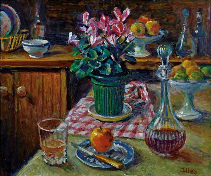 (Still Life) (2004) Margaret Olley