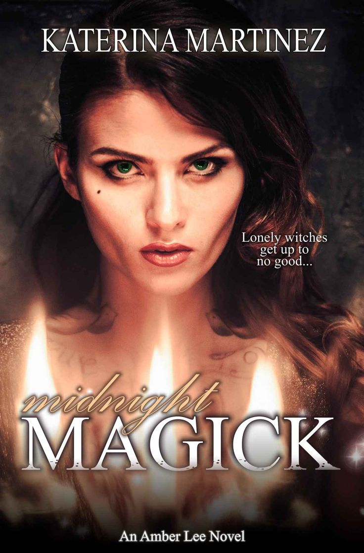 Midnight Magick: A Romantic Witch Suspense (amber Lee Mysteries Book 1)   Kindle