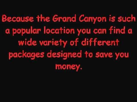 Grand Canyon Vacation Packages Basic Info