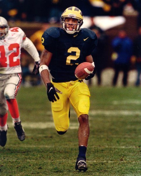 Charles Woodson. My favorite ever!!