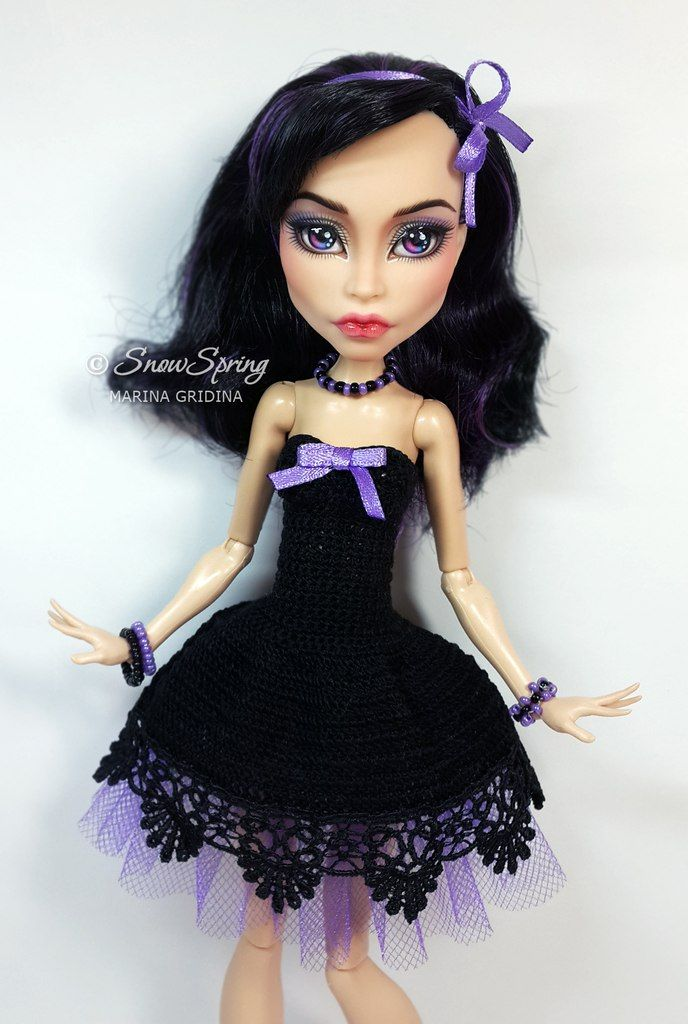 ~SnowSpring~ ООАК / Monster High/ EAH / OOAK