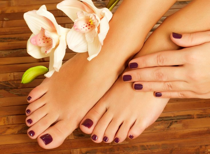Wellness begins from the ground up, so take care of your feet with our Rodeo Pedicure