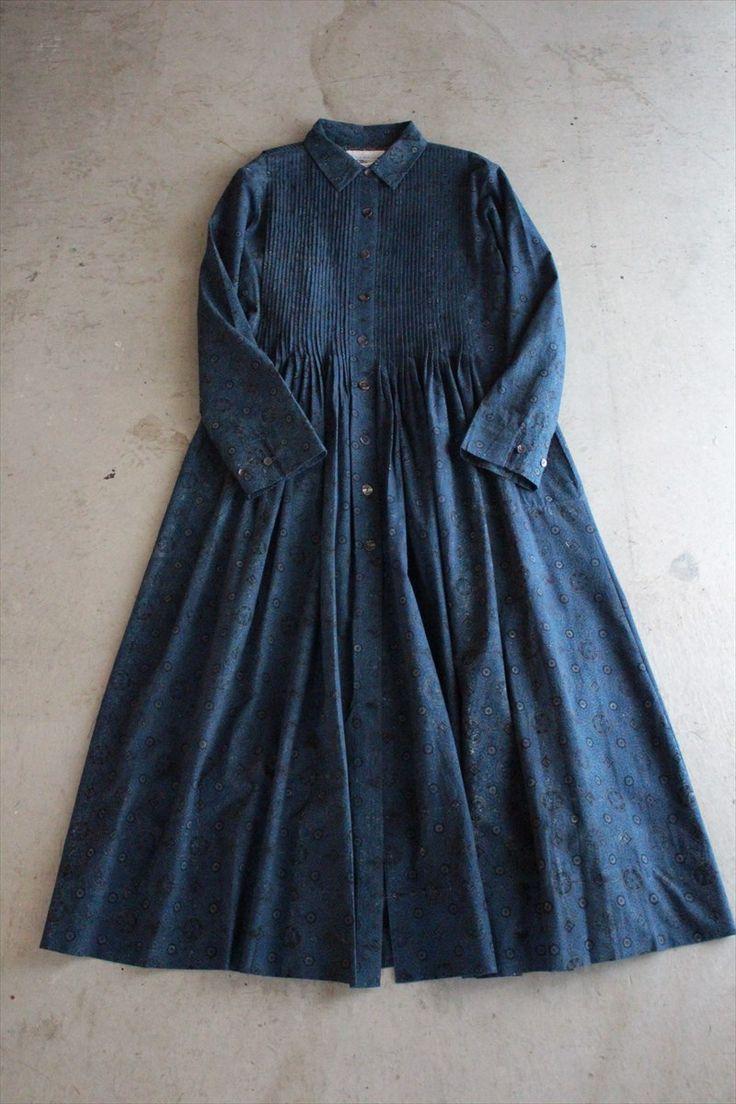MARAIS DRESS  【INDIKON】