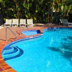 Bayview Waters - Pool Facilities - Affordable Gold Coast Accommodation