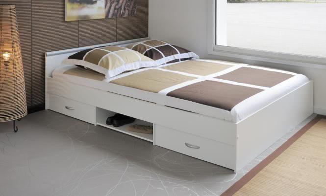 160 200 Metallbett Bett Ideen Bett Bett 120x200 Weiss
