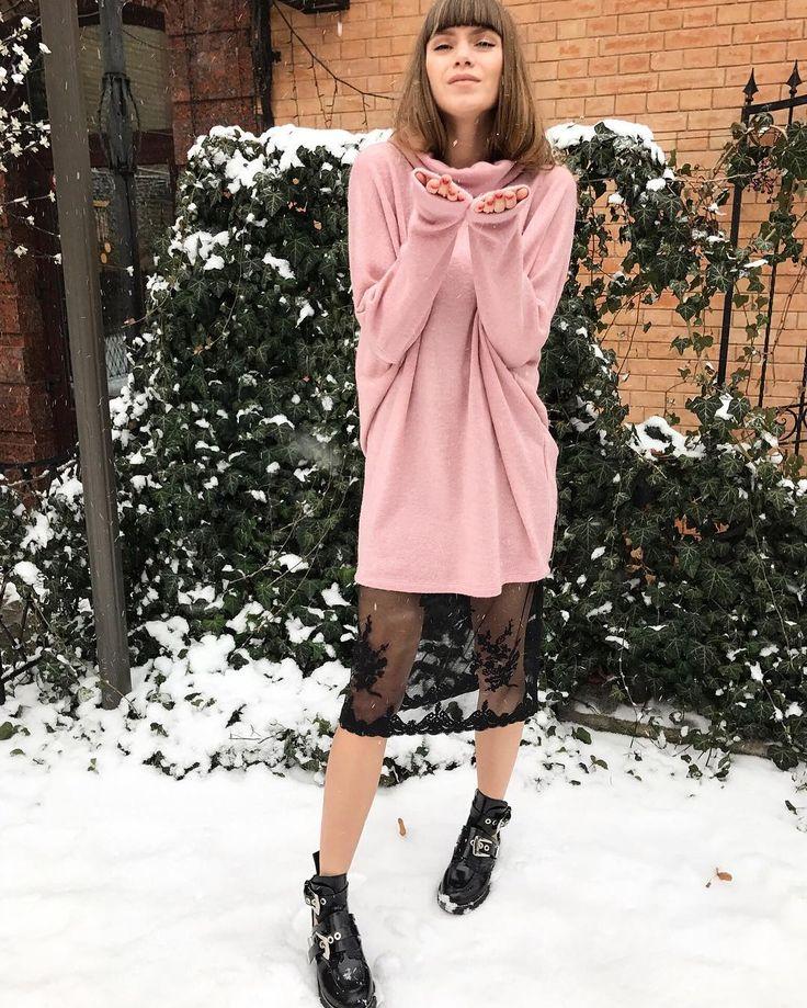 553 отметок «Нравится», 71 комментариев — ⠀⠀⠀⠀⠀⠀⠀⠀⠀          One's LV ™ (@oneslv) в Instagram: «У нас для тебя есть невероятно новогоднее платье❤  а в комплекте с тёплым-тёплым свитерком -это…»