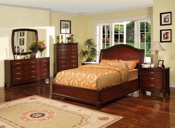 10 best Cherry Bedroom Furniture images on Pinterest | Beautiful ...