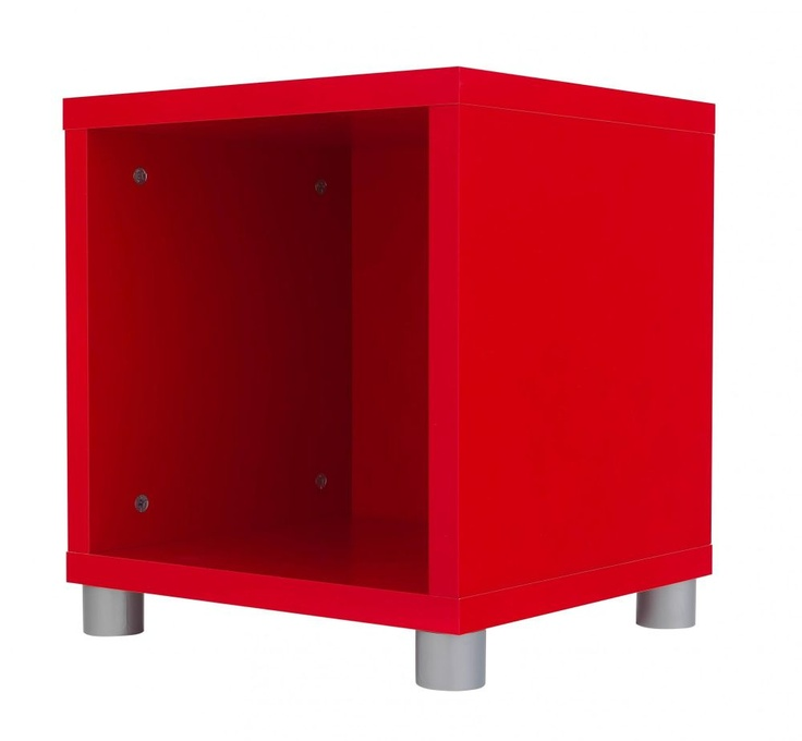 exceptionnel cubes de rangement fly 3 tootsie fly etagere 1 case rouge 29 90 u20ac hoze home. Black Bedroom Furniture Sets. Home Design Ideas