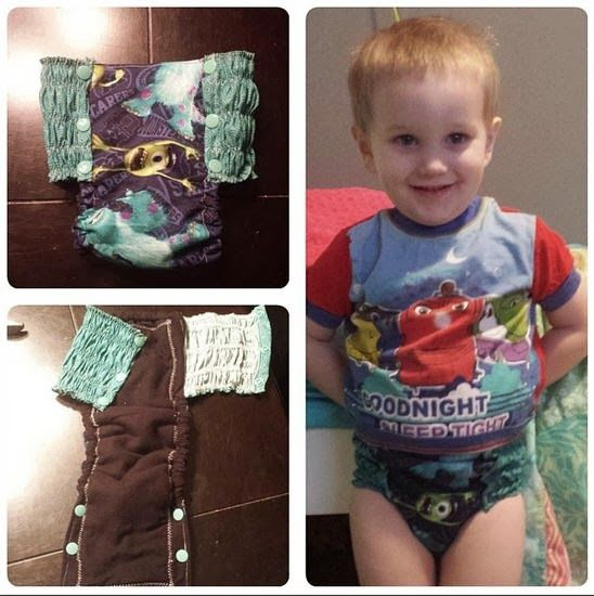 My little guy is pretty hit and miss with potty training but I am tired of trying to get diapers off and on when he wants to go potty so I d...