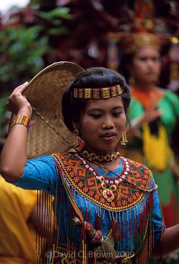 Traditional dance in Tarajaland, South Sulawesi