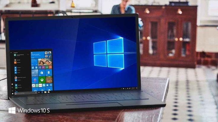 Cos'e` Windows 10 S e per cosa e` indicato Una nuova versione di Windows 10 e` in arrivo, e la Microsoft sembra particolarmente soddisfatta: si tratta d'una versione che sfidera` apertamente i vari Chromebooks che al momento sono presenti sul #windows10 #windows10s