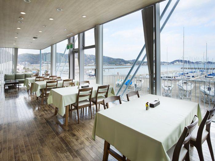 風光明媚な港を一望! 絶景カフェで贅沢なひとときを。 | 日刊Webタウン情報おかやま