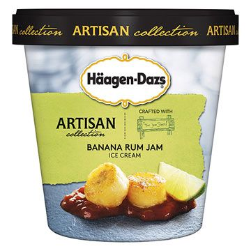 haagendazs teamed up with the owners of the jam stand to create this delightful