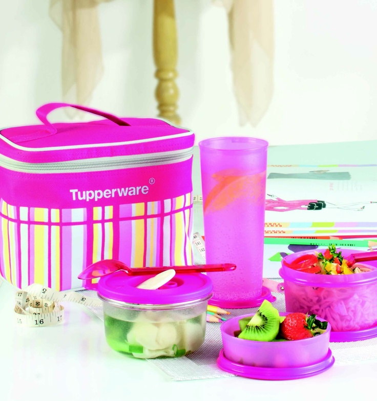 Minimize the use of disposable lunch items. Instead, choose reusable on-the-go products to eat away from home, such as a complete lunch solution bag, or one of the many Tupperware storage containers that cater to every need.
