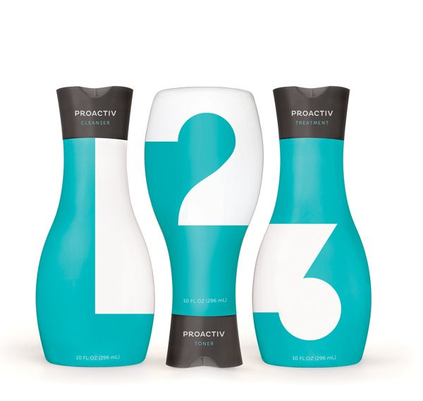 Proactiv Packaging / Kate Carmack