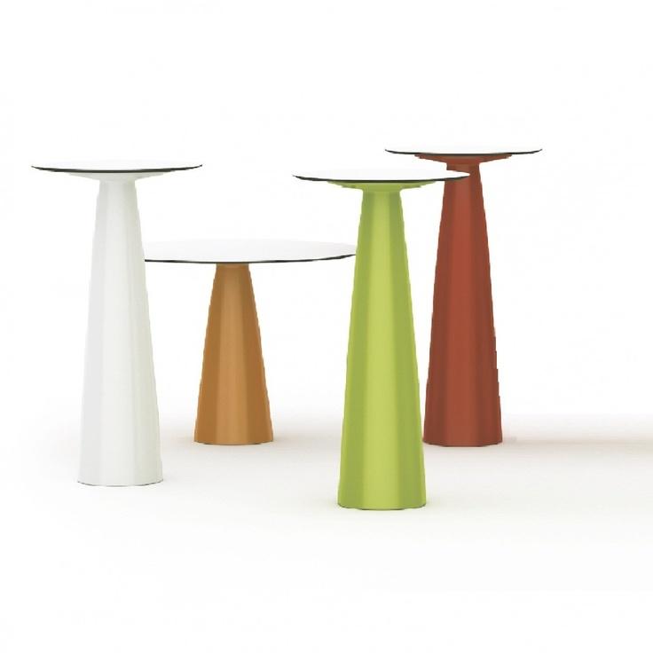 hopl table ronde slide design mobilier ext rieur pinterest. Black Bedroom Furniture Sets. Home Design Ideas