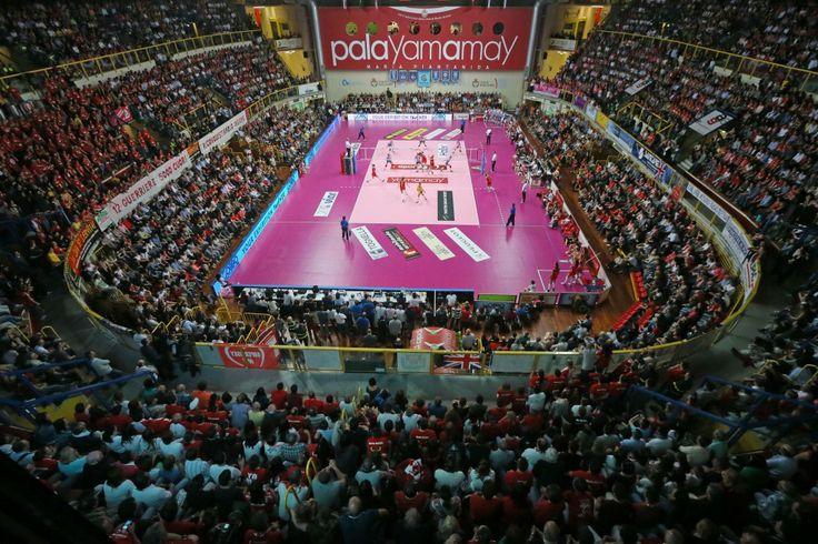 Volley, numeri da record per l'Unendo Yamamay Busto