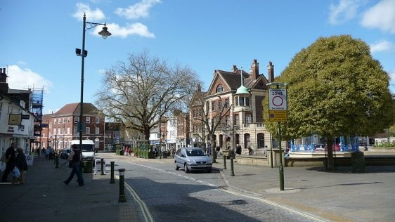 Horsham, West Sussex, England