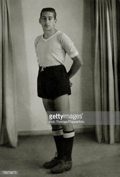Alcides Ghiggia Чемпионат мира по футболу: 1950 итальянский-Уругвайский футбол игрок