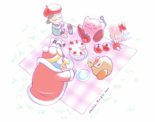 30 Day Kirby ChallengeDay 5- Ally Little tribute to Kirby 64 which was my first Kirby game and one of the first games in general I actuall...