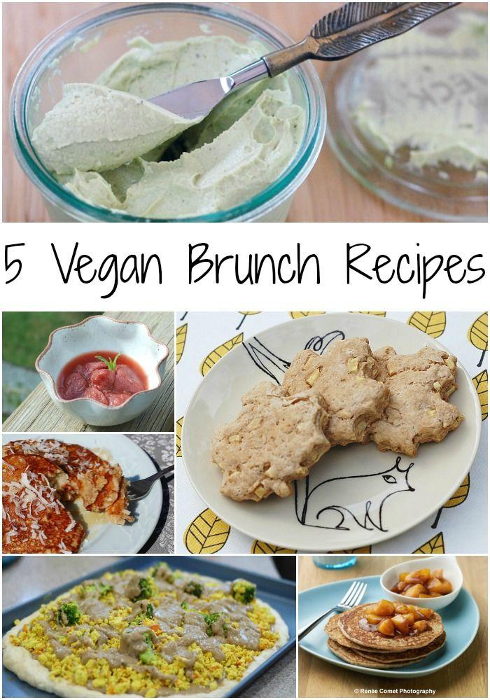 5 Vegan Brunch Recipes that will brighten up your weekend!