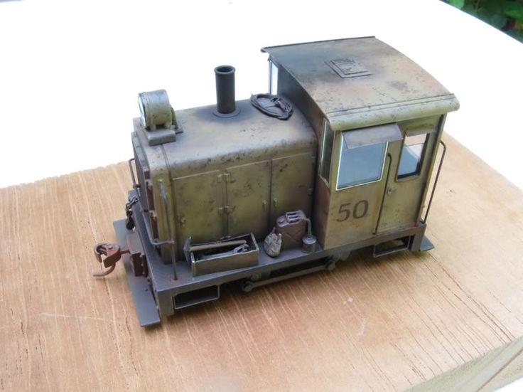 Bachmann 0n30 Gas Mechanical - Rail cars - Rail trucks - Critters - Model Railroad Forums - Freerails